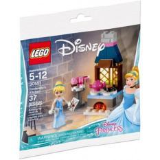 Lego 30551 - Cinderella's Kitchen - Disney Princess - Polybag - Rare - Tk6gex