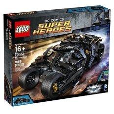 Jual Lego 76023 Dc Comics Super Heroes The Tumbler Branded