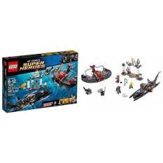 Lego 76027 Black Manta Deep Sea Striker Aquaman - 5D5533 - Original Asli