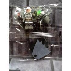Lego Armored Batman V Superman Dawn Of Justice No Box Bootleg - 3A33ab - Original Asli