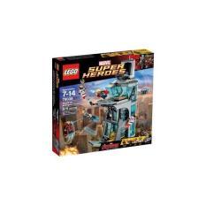 Lego Avengers 76038 : Attack On Avengers Tower - Cd76e3 - Original Asli