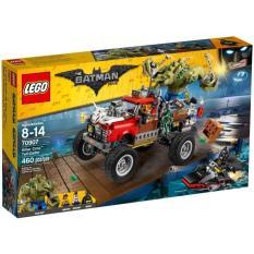 Lego Batman Movie 70907 Killer Croc Tail-Gator - 3E9cbc