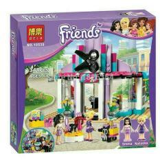 Lego Bela Friends 10539 Heartlake Hair Salon - Zla3fi