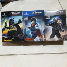 Lego China Murah Batman Vs Superman Merk Bertoyindo Super - A5dc3c - Original Asli