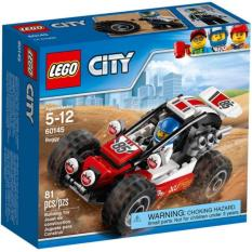 Toko Lego City 60145 Buggy Set Building Toy Rally Racer Desert Bugy Car Kid Speed Racing Original Brick Promo Motorcar Ori Minifigure Driver New Sealed Lengkap Banten