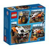 Berapa Harga Lego City 60146 Stunt Truck Set Building Toy Monster Truk Jeep Car Kid Gift Big Foot Motorcar Driver Minifigure Original Brick Promo New Sealed Box Di Banten