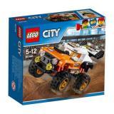 Jual Lego City 60146 Stunt Truck Set Building Toy Monster Truk Jeep Car Kid Gift Big Foot Motorcar Driver Minifigure Original Brick Promo New Sealed Box Lego Murah