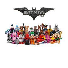 Promo Toko Lego Collactable Mini Figures 71017 The Lego Batman Movie Series