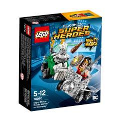 LEGO® DC Comics Super Heroes Mighty Micros: Wonder Woman™ Vs. Doomsda 76070