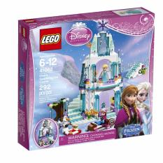 LEGO Disney # 41062 Princess Elsa's Sparkling Ice Castle Frozen Elsa
