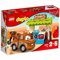 Model Lego® Duplo® Brand Cars™ Mater´s Shed 10856 Terbaru