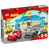 Review Tentang Lego® Duplo® Brand Cars™ Piston Cup Race 10857