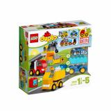Beli Lego® Duplo® My First Cars And Trucks 10816 Online Murah