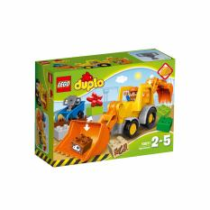 LEGO® DUPLO® Backhoe Loader 10811