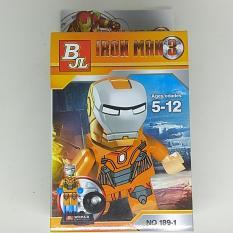 lego iron man 3 sni
