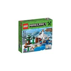 Spesifikasi Lego Minecraft 21120 The Snow Hideout Dan Harga