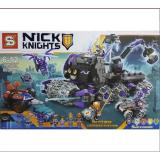 Jual Lego Nexo Knight Sy 867 Sy867 Nick Knight Jestros Headquarters Lego Murah