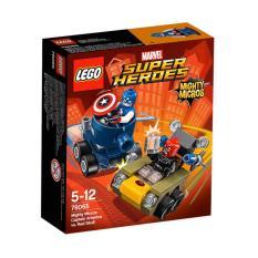 LEGO Super Heroes 76065 Mighty Micros: Captain America VS Red Skull
