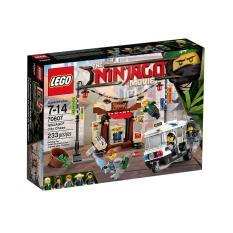 LEGO The Ninjago Movie 70607 Ninjago City Chase