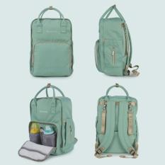 Beli 2017 Sold By Lazada Indonesia Lihat Toko Update Diaper Tote Bag Popok Backpack Hijau Kredit Tiongkok