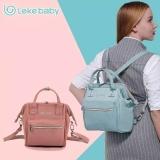 Beli Lekebaby Travel Baby Maternity Mummy Ibu Mengubah Popok Popok Popok Backpack Mother Handbag Nappy Bags Mochila Maternidade Mini Ukuran Intl Murah