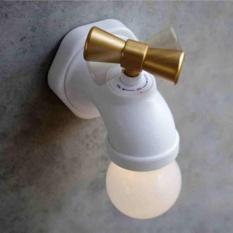 Lemon LED Night Light Auto Sensor Suara Kran Kontrol Berbentuk untuk Homebedroom Terbaru-Intl