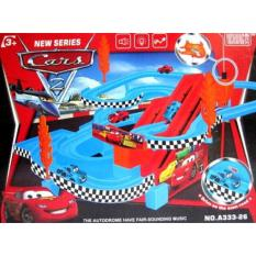 Beli Leoshop888 Mainan Mobil Track Set Pakai Kartu Kredit