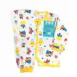 Toko Libby Baju Bayi Lengan Panjang Celana Panjang Motif S M L 1Set Lengkap Di Dki Jakarta