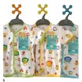 Kualitas Libby Baju Lengan Pendek Anak Per3 Pcs L Libby