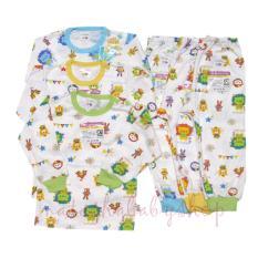 Spesifikasi Libby Set 3Pasang Oblong Panjang Dan Celana Panjang Motif Sz Sml Libby Terbaru