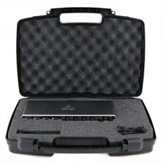 Life Made Better Storage Organizer - Compatible with BEHRINGER U-PHORIA UMC404HD And Accessories - Durable Carrying Case - Black - intl