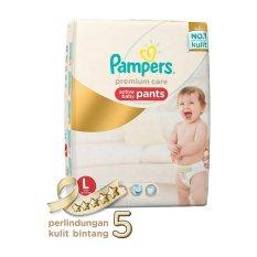 Limited Line Promo Pampers Premium Care Popok Celana L 62 Pampers Diskon 50