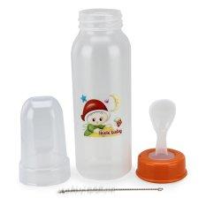 Toko Little Baby Botol Sendok Free Sikat 240 Ml Jingga Online