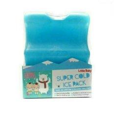 Jual Little Baby Gelombang Ice Gel Biru Langit Lengkap