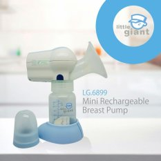 Little Giant Mini Electrik Breast Pump Rechargeable - LG.6899