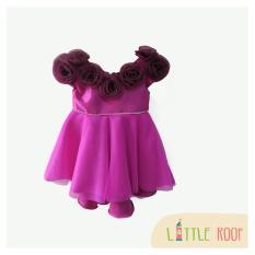 Harga Little Roof Baju Gaun Pesta Anak Size 1 3 Termurah