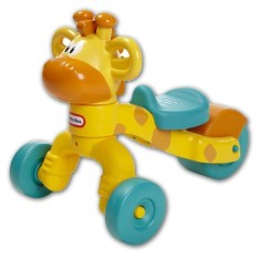Beli Little Tikes Go N Grow Lil Rollin Giraffe Mainan Motorik Anak Kuning Pake Kartu Kredit
