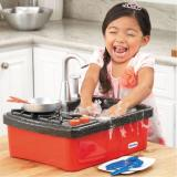Beli Little Tikes Splish Splash Sink And Stove Little Pumpkins Toys Online Terpercaya