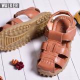 Beli Littlekuma Sandals Anak Laki Laki Coklat Cicilan