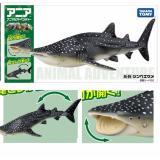 Review Tentang Long Ania Al 05 Whale Shark Dinosaurus Tomica Takara Tomy
