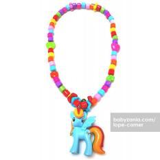 Beli Lope Corner Kalung Little Ponny Rainbow Dash Dengan Kartu Kredit