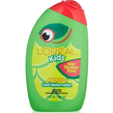 Beli L Oreal Kids 2 In 1 Extra Gentle Shampoo Cool Watermelon Loreal L Oreal Paris Murah