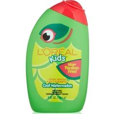 Spesifikasi L Oreal Kids 2 In 1 Extra Gentle Shampoo Cool Watermelon Loreal Terbaik