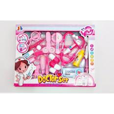 Jual Lovely Doctor Set Mainan Anak Doctor Set Mainan Dokter Di Indonesia