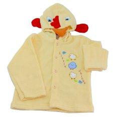 Lucky Angel Mantel Kepala Gambar Size L Jaket Mantel Bayi