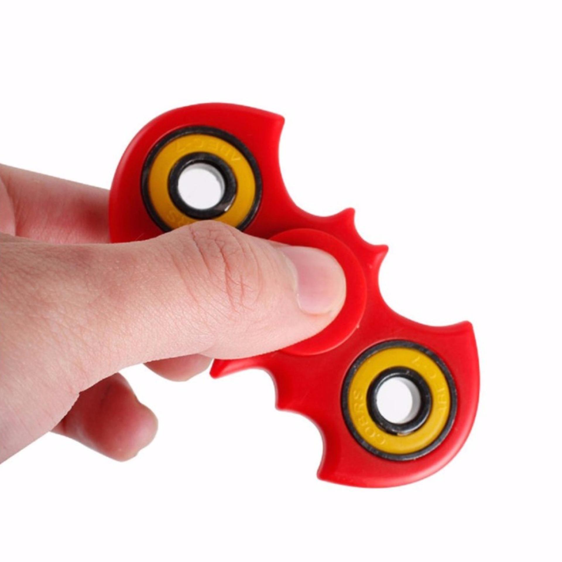 Fidget Spinner BATM4N Kelelawar Hand Toys Focus Games - Mainan Spinner Tangan Penghilang Kebiasan Buruk -