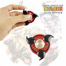 Lucky - Fidget Spinner Hand Spinner Overwatch Dragon Monkey King Pirate Sword Naruto Bat-Man Fan Shield Metal Hand Toys Focus Games / Mainan Spiner Tangan Penghilang Kebiasan Buruk - Random - 1 Pcs