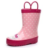 Beli Lucu Anak Laki Laki Dan Perempuan Otentik Overshoes Karet Hujan Sepatu Kredit Tiongkok