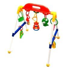 Spesifikasi Lumi Toys Baby Gym Mini Play Gym Murah