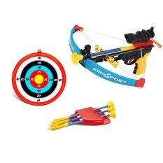 Lumi Toys Crossbow Set Panah Asli